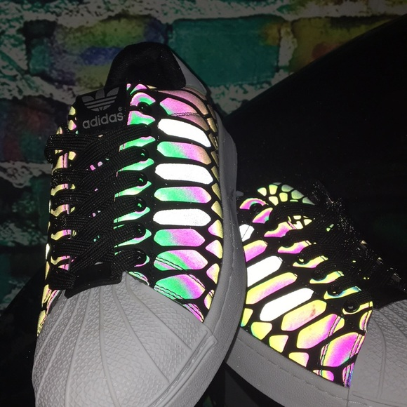 91ae0f0b31ee7 Adidas Reflective ZX FLUX XENO Brand New
